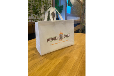 Kundecase : Jungle Grill
